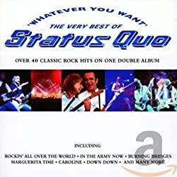 status quo songs