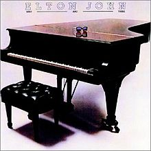 elton john here and there