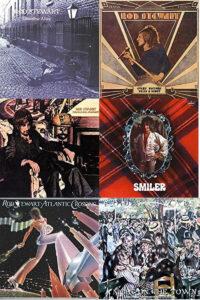 Rod Stewart Album Covers